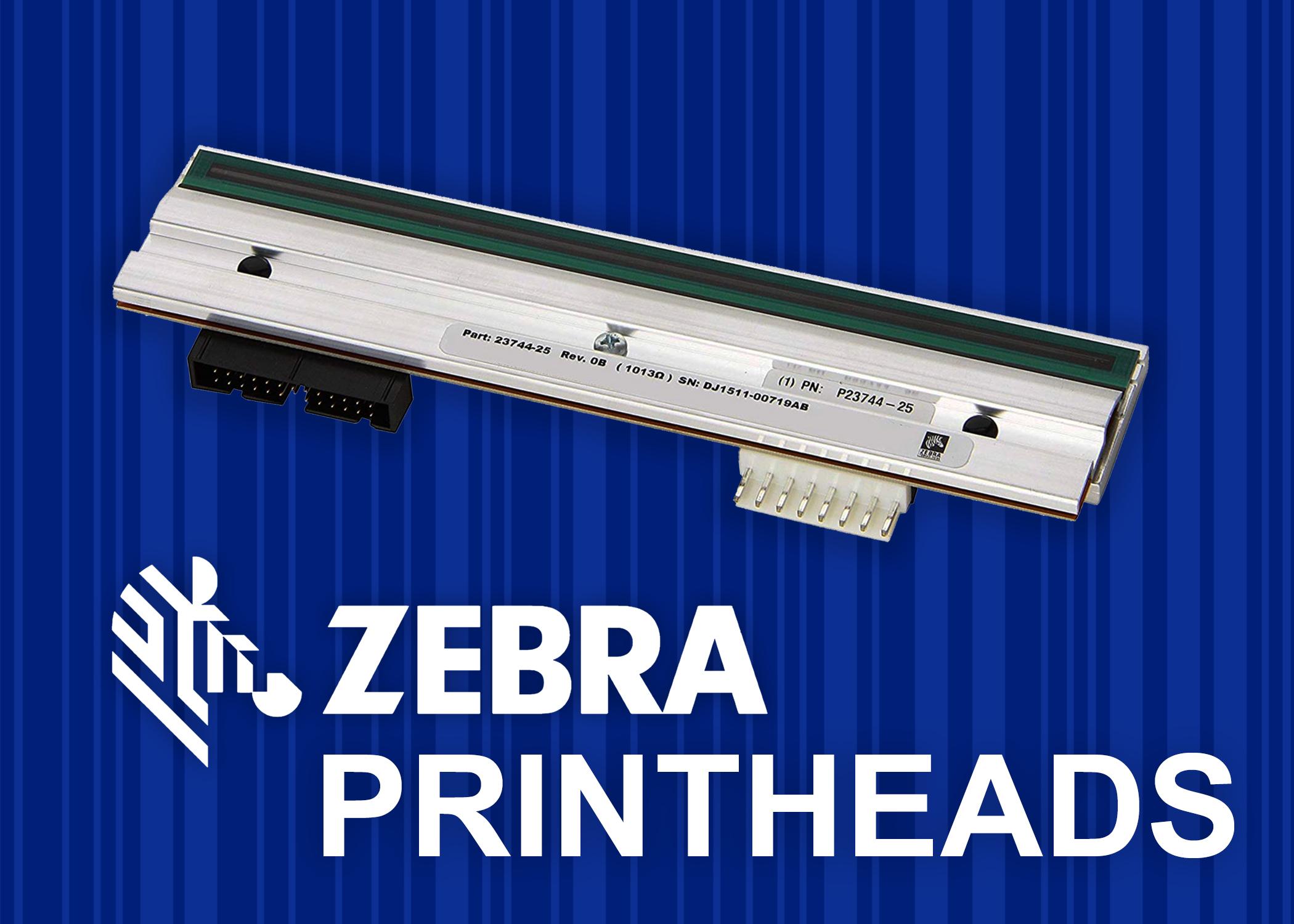 Izebra printheads buy online
